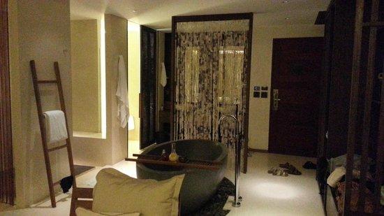 Hansar Samui Resort: Seaview XL room