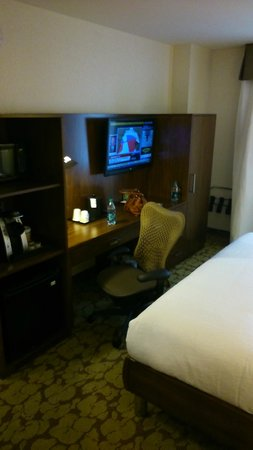 Hilton Garden Inn New York/Manhattan-Midtown East: chambre