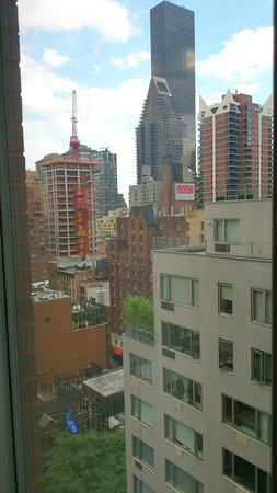 Hilton Garden Inn New York/Manhattan-Midtown East: building