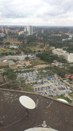 Kenyatta International Conference Center : KICC