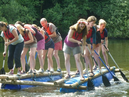 Oaker Wood Leisure: Paddle on
