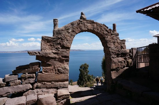 Peru Trek 4 Good: Lake Titicaca