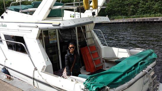 Loch Ness Cruises: Cruise