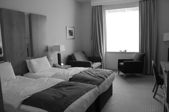 Radisson Blu Hotel & Spa, Sligo: Bedroom, cosy.
