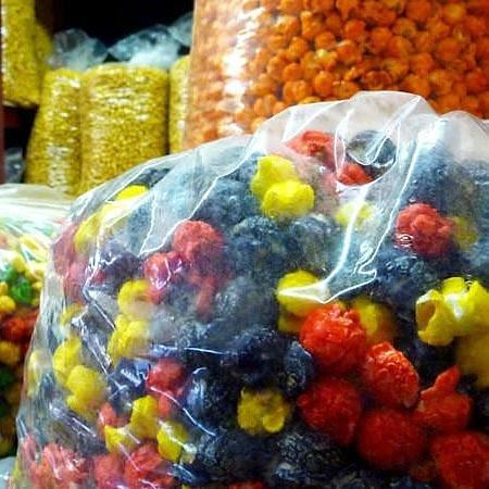 Not Just Popcorn, over 240 flavors in Edinburgh, Indiana