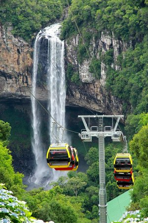 Bondinhos Aereos Parques da Serra
