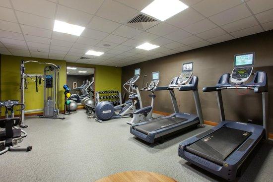 Kostrovo, Rusia: Gym