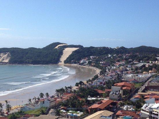 Quality Hotel & Suites Natal: VISTA DO APARTAMENTO 14° ANDAR