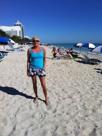 Lexington Hotel - Miami Beach: playa del hotel