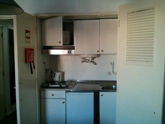 Apartamentos Turisticos Regina : Theft1