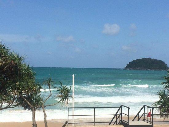 Club Med Phuket : ビーチの景観