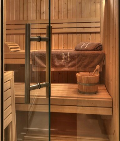 Boutique Hotel Can Cera: Sauna