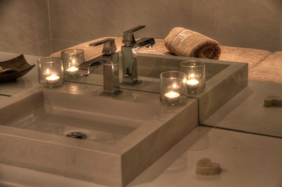 Boutique Hotel Can Cera: Spa treatment room