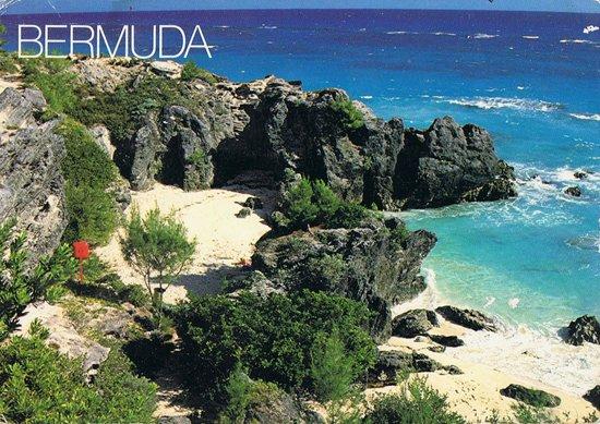 Bermuda Underwater Exploration Institute: Jedna z bajecznych plaż w Hamilton