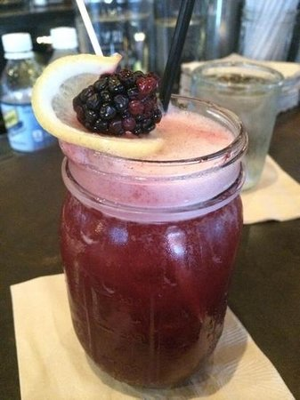 Yardbird - Southern Table & Bar : best in a jar!