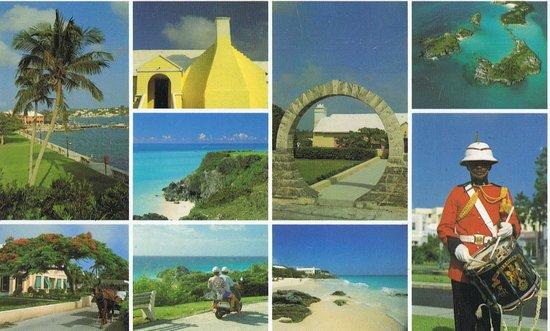 Bermuda Underwater Exploration Institute: Atrakcje archipelagu Bermudy