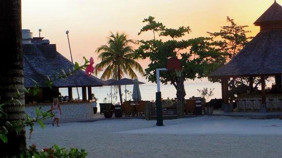 Sandals Montego Bay: Our Beach