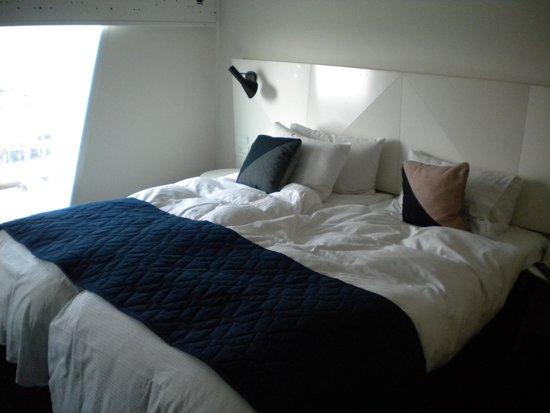 AC Hotel Bella Sky Copenhagen: Die Betten