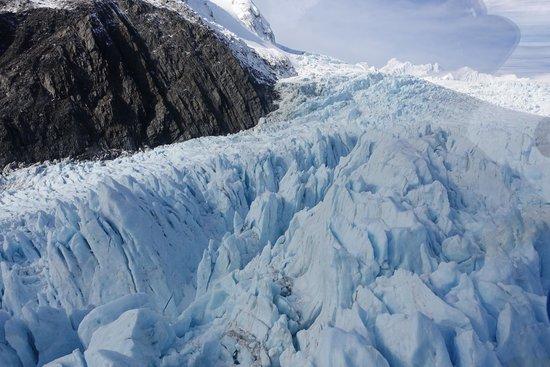 Alpine Glacier Motor Lodge: Amazing Franz Josef Glacier