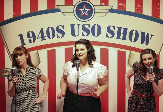 Jonesborough Repertory Theatre: 1940s USO Show