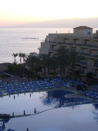ClubHotel Riu Buena Vista: chambres vue mer