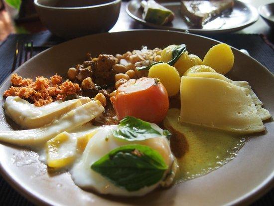 Sigiriya Village Hotel: 朝食