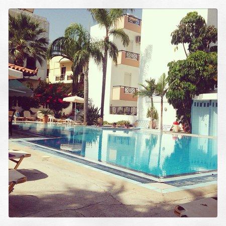 Malia Mare Hotel : Pool area