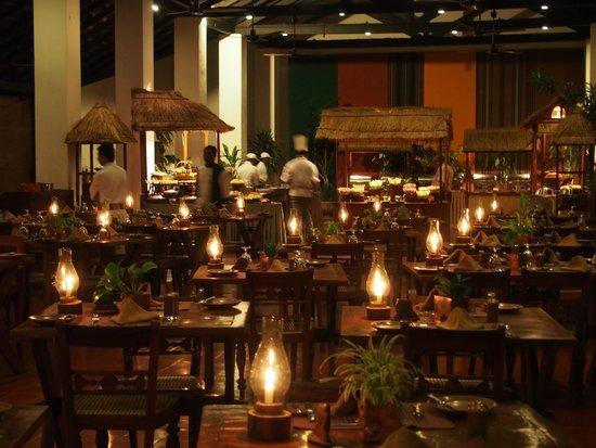 Sigiriya Village Hotel: レストラン