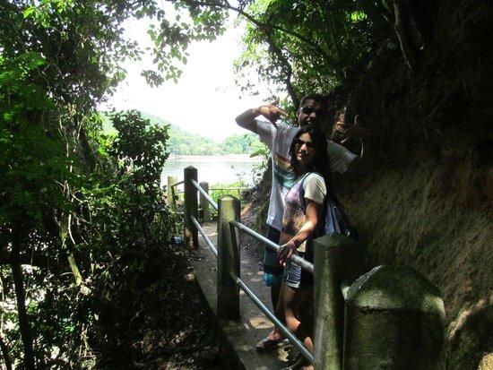 Paqueta Island Beach: Pedra da ilha