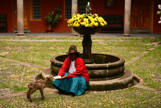 Hotel Costa Del Sol Ramada Cusco: Fonte