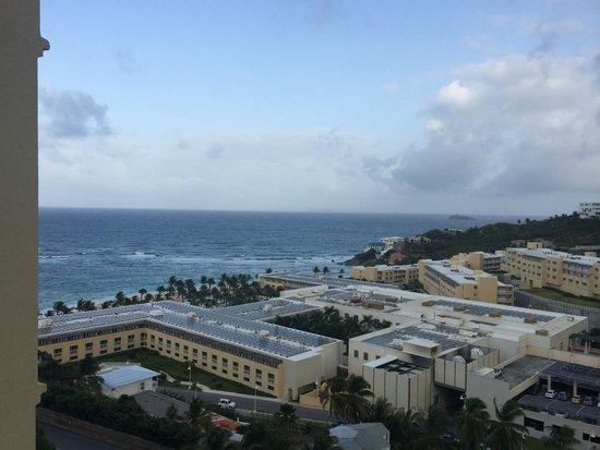 Princess Heights Hotel: overlooking dawn beach