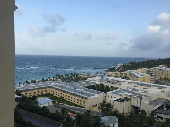 Princess Heights Hotel: view