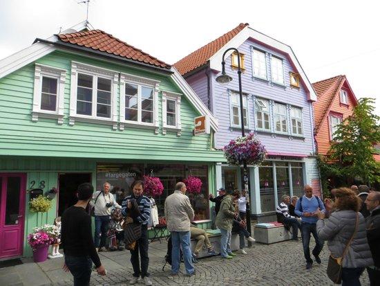 Old Stavanger: Stavanger paese da fiaba