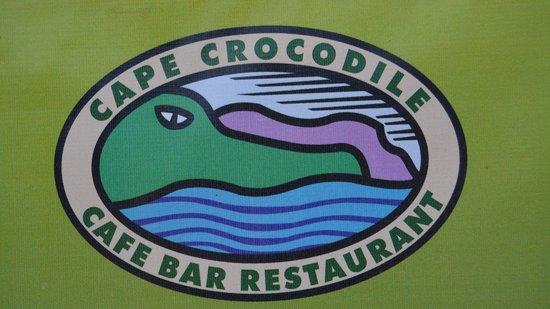 Cape Crocodile: Se etter dette skiltet