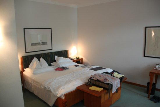 Parkhotel Laurin: Zimmer