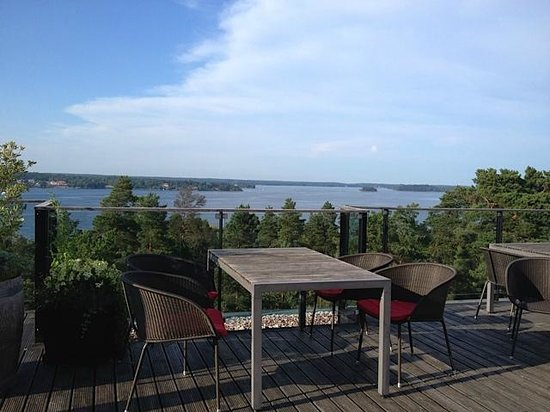 Yasuragi : Rooftop view