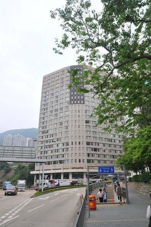 Dorsett Wanchai, Hong Kong: Отель Космополитан
