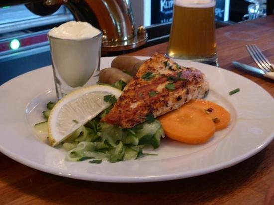 Pingvinen: Fried Trout - Really Good
