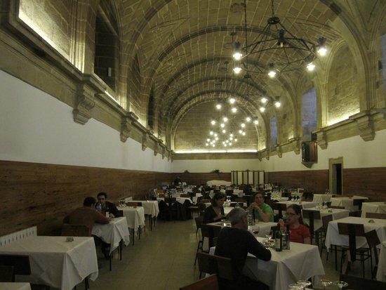 Hospederia San Martin Pinario: Comedor