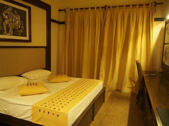 Amaya Hills: ベッド