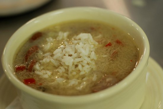 Stahlstown, Pennsylvanie : Yum, hot soup in the fall