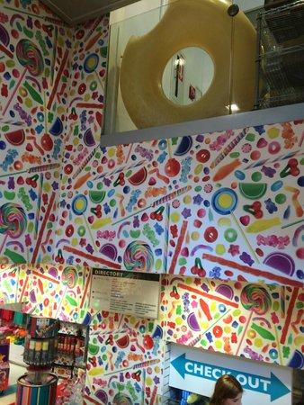 Dylan's Candy Bar: Loja