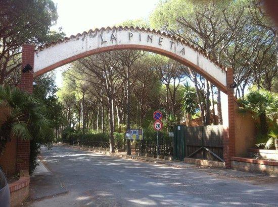 Hotel Abamar: за территорией отеля