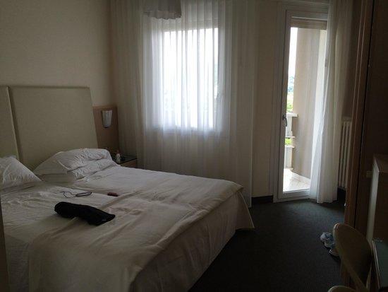 Continental Terme Hotel: La nostra camera