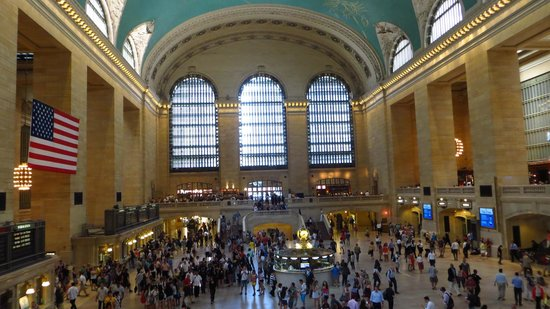 Grand Central Terminal: GCT
