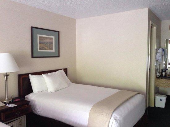 BEST WESTERN Smoky Mountain Inn: Rooms