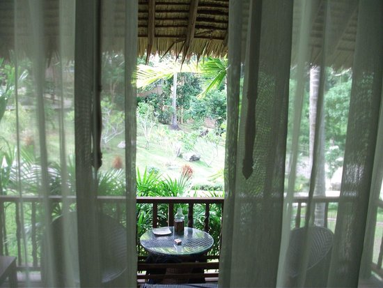 Ban Sainai Resort : Balcony