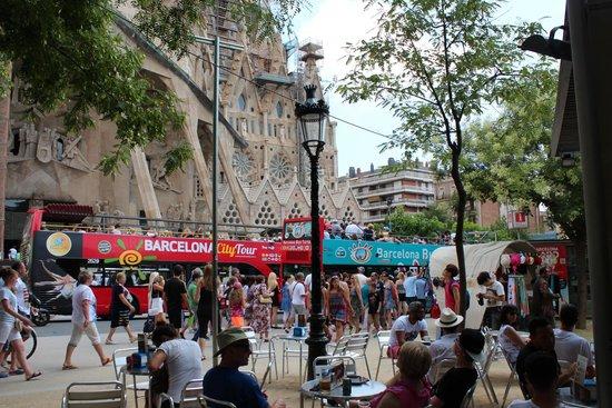 Barcelona Bus Turistic: Barcellona Turistic BUS