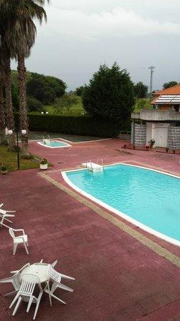 Arcea Hotel Las Brisas: Zona de baño. Fatal!!!.