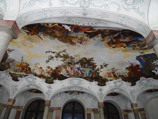Die Residenz: La Residenz a Würzburg